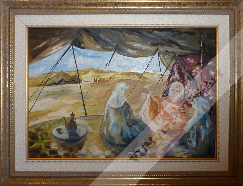 Sivatagi sátor