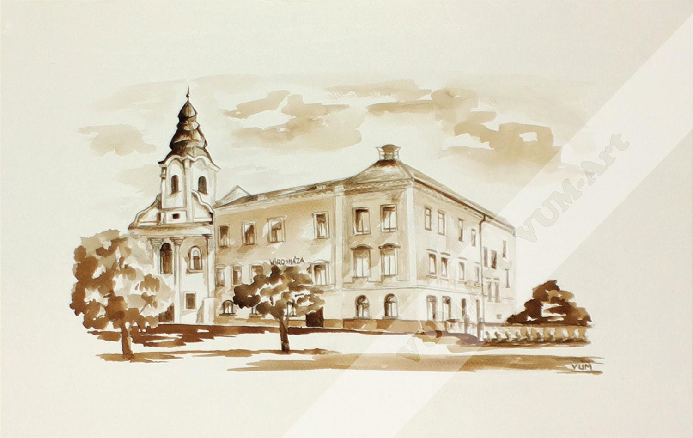 Pápai Városháza